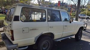1987 Toyota Landcruiser HJ60 Neutral Bay North Sydney Area Preview