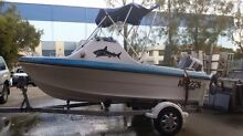 Seafarer fibreglass produ fishing boat 4.5 meter Eagle Vale Campbelltown Area Preview