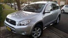 Toyota RAV4 cruiser Sunroof leather seats Regents Park Auburn Area Preview