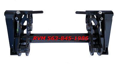 Bob-tach Adapter Plate 7148033 Hd Fits Bobcat T595 T590 Skid Steer Bobtach
