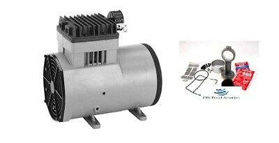 New Oem Thomas Compressor Vacuum Pump Rebuild Service Kit Sk120780 1207pk80