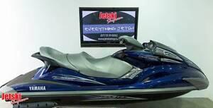 Jetski Yamaha FX SHO cruiser 2011 1.8L jet ski and trailer Ashmore Gold Coast City Preview