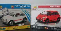 Cobi Fiat 500/595 Abarth 2 Stück Modellautos Neu Hannover - Buchholz-Kleefeld Vorschau