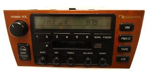 2000 01 LEXUS Nakamichi AM FM Radio Stereo Tape Cassette Player N017 OEM Factory