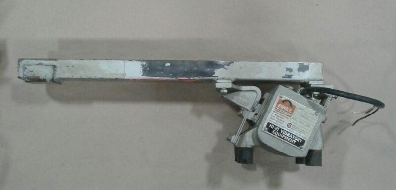 Eriez Magnetics Model 15a Style 26 Vibrating Tray Chute Slide #072twc52pr4