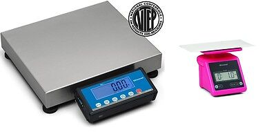 Brecknell Ps-usb Portable Shipping Scale Ntep Legal For Trade 15kg Free Ps7