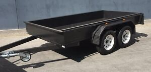 TANDEM BOX TRAILERS ( SMICKWELDING) Glenorchy Glenorchy Area Preview