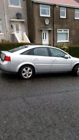54PLATE VAUXHALL VECTRA