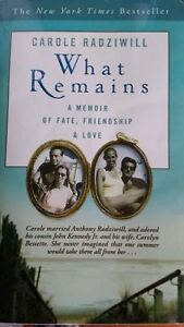 What Remains by Carole Radziwill Paperback