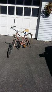 Vélo de route vintage, 10 vitesses,  pour Dame