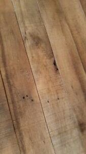 1920's Reclaimed Red Oak Lumber 1x4x42