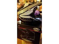 MT Synchrony Motorcycle Helmet Size Small