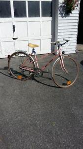 Vélo pour Dame ou Jeune fille