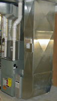 FURNACE SALES, AC, WATER TANK , INSTALLATIONS, DUCTWORK