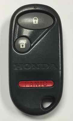 OEM 3 Button 2001-2005 Honda Civic Keyless Entry Remote NHVWB1U521/523 Fob