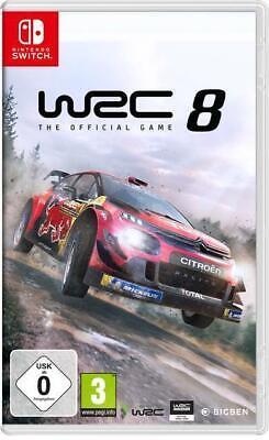 Bigben Interactive WRC 8 (Nintendo Switch)