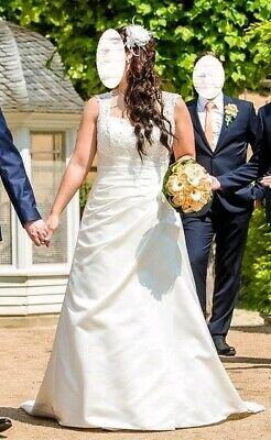 Kleidung & Accessoires 38 Geschäftsauflösung Brautkleid Hochzeit Kleid Hochzeitskleid Schnäppchen Gr Hochzeit & Besondere Anlässe