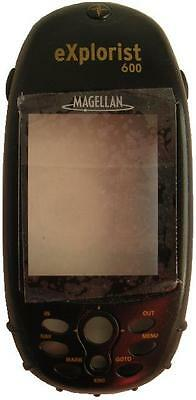 Magellan Explorist 600 Handheld Gps Replacement Front Cover Plastics -