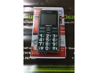 SONICKA S1 - BIG BUTTON MOBILE PHONE - UNLOCKED TO ALL NETWORKS £30
