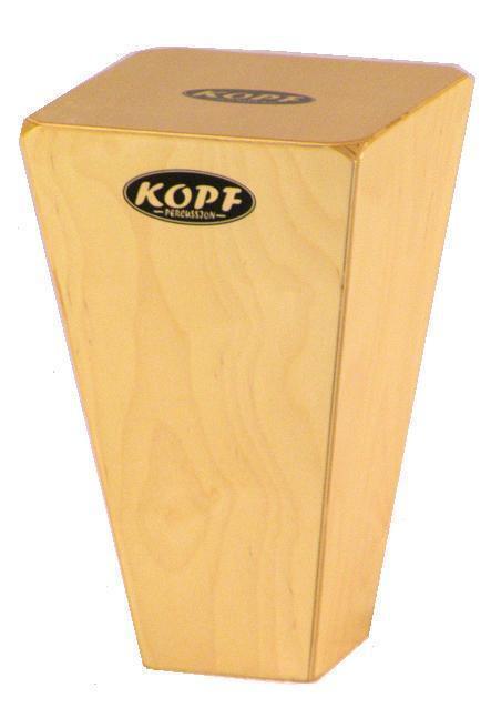 Kopf Percussion Hybrid Cuban Segundo Cajon Box Drum Made In USA