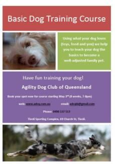 Agility Dog Club of Queensland Inc