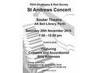 PERTH STRATHSPEY AND REEL SOCIETY IN CONCERT