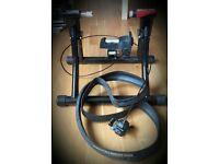 Elite Volare Mag Turbo trainer + continental hometrainer 700c tyre