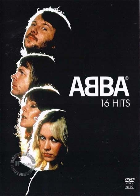 ABBA 16 Hits : NEW DVD