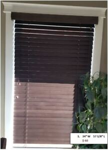 """REAL Wood 2"""" Blinds"""