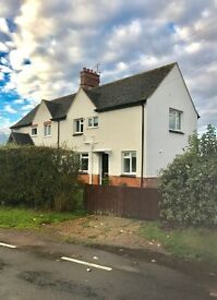 **3 Bedroom semi detached house located just outside Stratford-Upon-Avon**