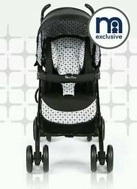 Silver Cross 3 in 1 travel system pushchair + car seat