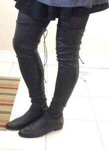 OVER THE KNEE BOOTS for STEAL!!! Stuart Weitzman Lowland