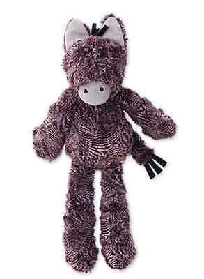 Loungerz Zebra - Jacamar Nat & Jules,Stuffed Animal Demdaco Plush, #5004730069 (Stuffed Zebra)