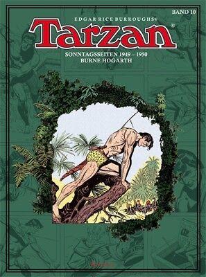 n 10 : 1949 - 1950 NEUWARE Bocola Verlag (Erwachsene Tarzan)
