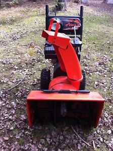 5 year old snowblower for sale