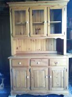 Traditional Pine Dining Suite
