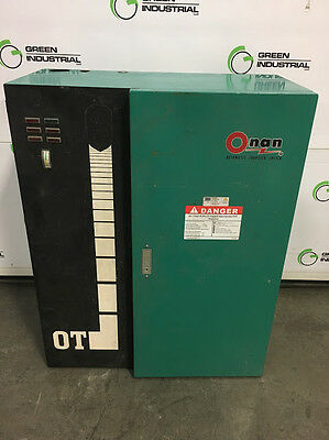 100 Amp Automatic Transfer Switch Ats 277480 Volt Onan Otudk100-4x1202c