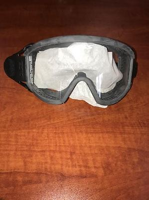 Msa Cairns-ess Innerzone 2 Protective Goggles For Fire And Rescue Helmets S549p