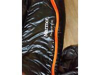 Marmot Plasma 0 down sleeping bag