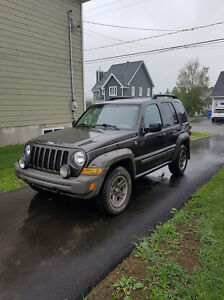 2005 Jeep Liberty Renegade VUS