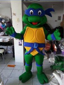 Ninja turtle mascot hire Tingalpa Brisbane South East Preview