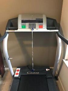 NordicTrack Treadmill - very good condition- UBC campus