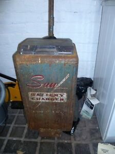 Old style battery charger