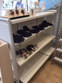 Shop Display Units for Jewelery / Shoes / Cothes (Two Available)