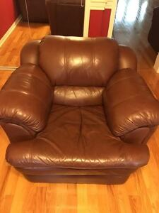 3 pc leather sofa set on sale