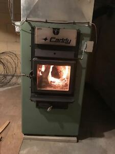 Caddy Wood/Electric Furnace