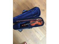 First age violin excellent condition with case