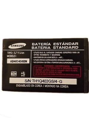 Samsung AB403450BN Battery For E236 SGH-M200 SGH-E230 S3500 Standard 800mAh - 800mah Oem Standard Battery