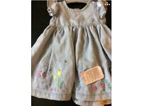 Mothercare dress with tags