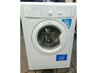 INDISET 7KG WASHING MACHINE COMES WITH WARRANTY CAN BE DELIVERED fitting for free